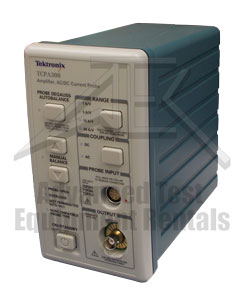 Rent Tektronix TCPA300 AC/DC Current Probe Amplifier