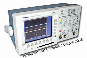 Tektronix TDS3032 Color Digital Storage Oscilloscope 300 MHz, 2.5Gs/s