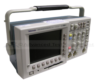 Rental Tektronix TDS3032B Color Digital Storage Oscilloscope 300 MHz, 5 Gs/s