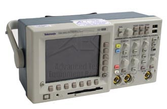 Tektronix TDS3052B Digital Phosphor Oscilloscope 500 MHz, 5Gs/s