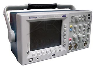 Tektronix TDS3052C Digital Phosphor Oscilloscope 500 MHz, 5 GS/s
