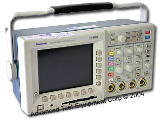 Tektronix TDS3054 Digital Phosphor Oscilloscope 500 MHz, 5 GS/s