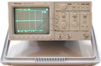 Tektronix TDS320 Digital Storage Oscilloscope 100 MHz, 500MS/s