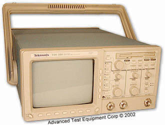 Tektronix TDS380 Digital Oscilloscope 400 MHz, 2 GS/s