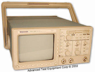 Tektronix TDS410A 2 Channel 200 MHz 100Ms/s Digital Oscilloscope