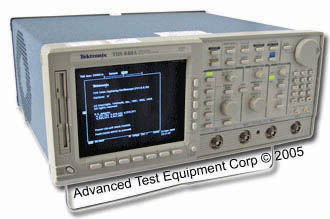 Tektronix TDS640A Digital Real-Time Oscilloscope 500 MHz, 2 GS/s