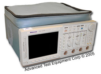 Tektronix TDS644B Digital Real Time Oscilloscope 500 MHz, 2.5 GS/s