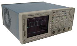Rent Tektronix TDS 654C Digital Real-Time Oscilloscope 500 MHz