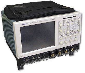 Rent Tektronix TDS7254 Digital Phosphor Oscilloscope 2.5 GHz, 20 GS/s