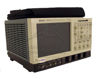 Tektronix TDS7404B 4 Channel 4 GHz 20 GS/s Oscilloscope
