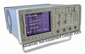 Tektronix TDS784D Digital Phosphor Oscilloscope 1 GHz, 1 GS/s