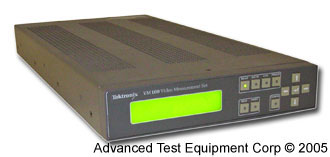Tektronix VM100 Video Measurement Set