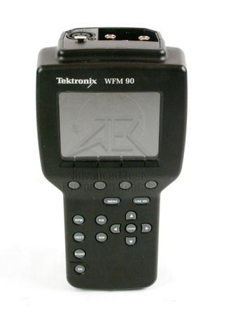 Tektronix WFM90 Handheld Waveform Monitor