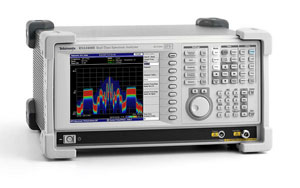 Tektronix RSA3408B 8 GHz Real-Time Spectrum Analyzer