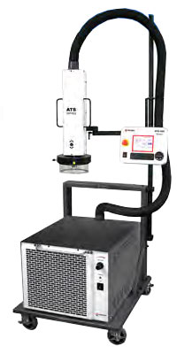 Rent Temptronic ATS-615 Thermostream Low Temperature Mobile Test System, -45 to +225°C