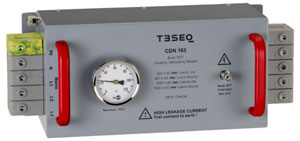 Teseq CDN 163 EFT / Burst Coupling Network