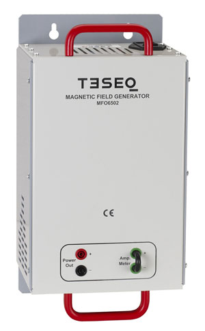 Teseq MFO 6502 Automatic Power Line Frequency Magnetic Field