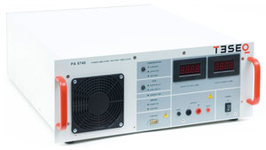 Teseq PA 5740 Power Amplifier/Battery Simulator