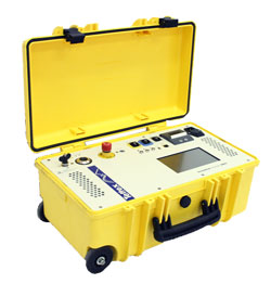 Rent Tettex MIDAS 2883 12kV Capacitance, Dissipation / Power Factor / Tan Delta Test Set