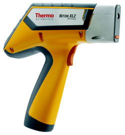 Thermo Scientific Niton XL2100G General Metal Analyzer