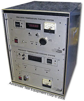 Rent Thermonics T-2100H & T-2050 Precision Temperature Forcing System