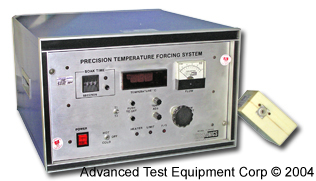 Rent Thermonics T-2075V Precision Temperature Forcing System (PTFS)