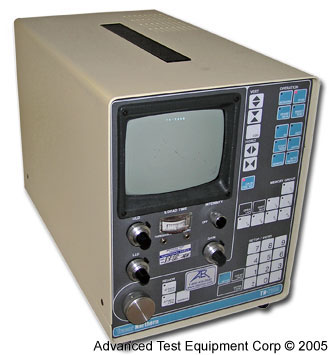 Tracor Northern TN 7200 Pulse Height Analyzer