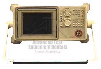 Advantest U4941N Portable Spectrum Analyzer