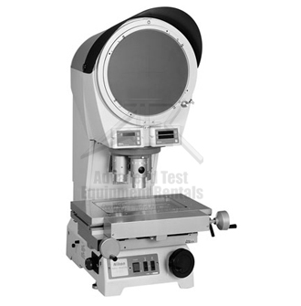 Nikon V-12 Bench Top Vertical Beam Optical Comparator