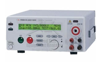 Rent Vitrek V4 AC/DC Hipot Electrical Safety Tester