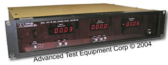 Valhalla 2053 Wideband Polyphase Power Analyzer