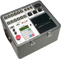 Rent Vanguard CT-7000 Digital Circuit Breaker Timer Analyzer