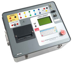 Rent Vanguard EZCT-2000C Current Transformer Test Set