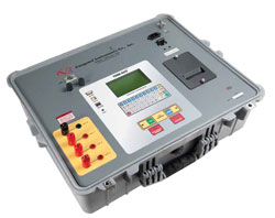 Rent Vanguard TRM 403 Transformer Winding Resistance Meter