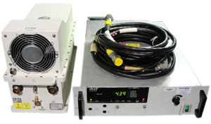 Rent  Varian CPI VZK-6901J1 TWT Amplifier 18 GHz - 26.5 GHz, 40W