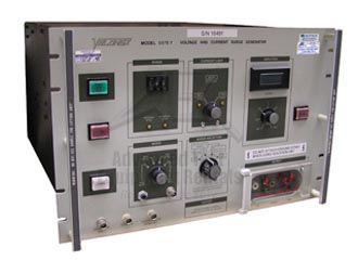 Velonex 587E Voltage and Current Surge Generator