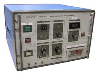 Velonex 587P-P w/ V3050 Voltage and Current Surge Generator