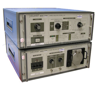 Velonex V3050 3-Phase Isolation Unit, Up to 6kV of isolation and attenuation