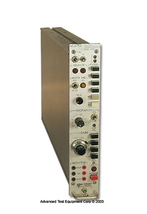 Vishay 2311 Signal Conditioning Amplifier System