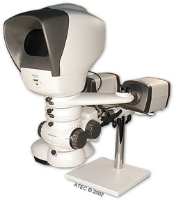Vision Engineering Lynx Stereo Dynascopic Microscope