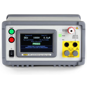 Vitrek V79 4 Wire 30A Ground Bond Tester