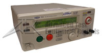 Rent Vitrek V63 AC/DC/IR Hipot Electrical Safety Analyzer