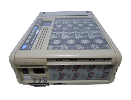 Western Graphtec WR8000 Thermal Strip Chart Recorder