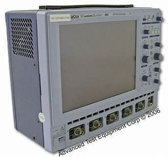 Rent LeCroy WS454 WaveSurfer Oscilloscope 500 MHz, 2 GS/s