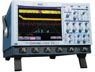 Rent LeCroy WAVEPRO 7200 Oscilloscope 2GHz, 10 GS/s