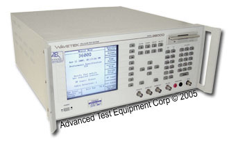 Wavetek 3600D Cellular Test System