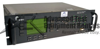 Wavetek SDA-5510 Headend Reverse Sweep Manager