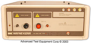 Wayne Kerr 3220A Inductance Analysis System