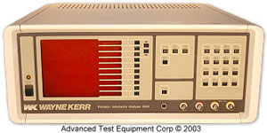 Wayne Kerr 3245 Precision Inductance Analyzer