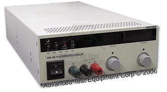 Rent Xantrex XHR 100-6 DC Power Supply 100 V, 6 A, 600 W